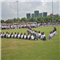 Independence Day at Tau Devi Lal Stadium - 15-08-2012