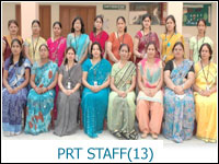Teachers of Dev Samaj Vidya niketan-PRT-Staff